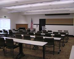Conference Room B - Classroom/Standard Setup - Each Table Seats 2