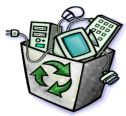 Electronic Waste Recycling Link